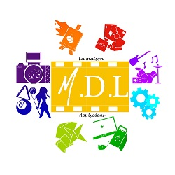 logo maison des lycéens